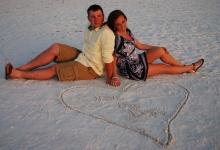 Cassie & Adam      Save the Date