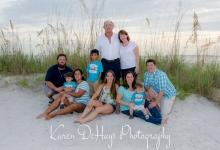 The Sheridan Family
