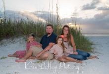 The Bunton Family